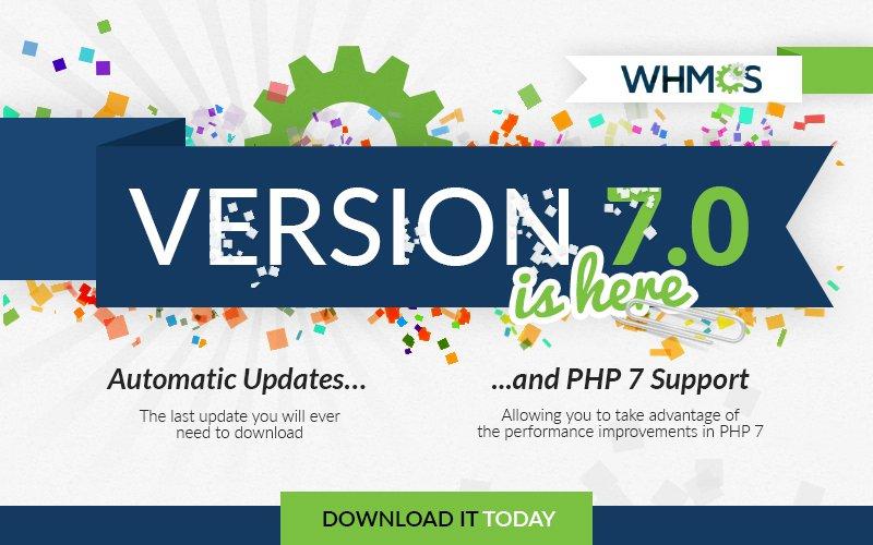قالب رایگان و  راست چین شده مدیریت whmcs 7.0.2