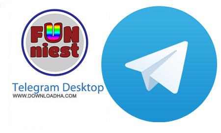 دانلود جدید ترین نسخه تلگرام دسکتاپ 19 آذر 96 ,,دانلود نرم افزار پیام رسان برای کامپیوتر, دانلود نرم افزار پیام رسان تلگرام برای کامپیوتر,